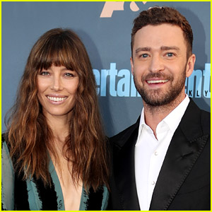Justin Timberlake Shares First Photo of Baby Boy Phineas