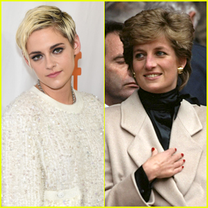 Kristen Stewart Admits She Can't Stop Thinking of Princess Diana After Playing Her in 'Spencer'