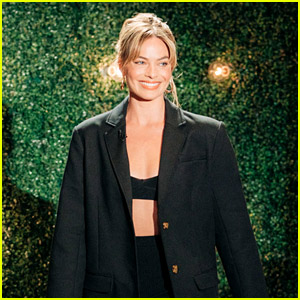 Margot Robbie Reveals the Surprising Thing She Sleeps With Every Night