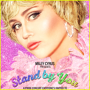 Miley Cyrus Announces Special Guests For 'Stand By You' Pride Concert Event on Peacock!