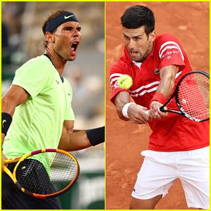 Novak Djokovic & Rafael Nadal Played An Epic Four-Hour Tennis Match During French Open 2021