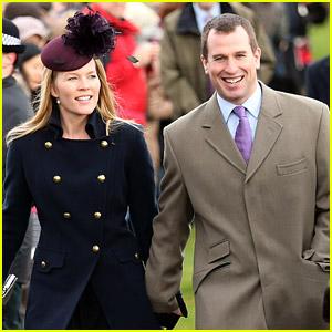 Queen Elizabeth's Grandson Peter Phillips Finalizes Divorce From Autumn Phillips