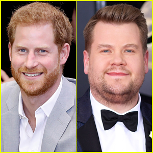 Prince Harry Reached Out to James Corden to Do 'Late Late Show' Video - Here's Why