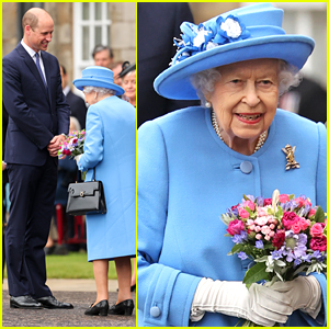 Prince William Joins Queen Elizabeth in Scotland To Kick Off Royal Week Celebrations