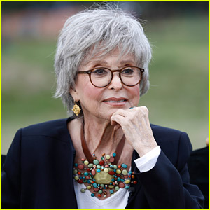 Rita Moreno Weighs In On 'In The Heights' Colorism Controversy