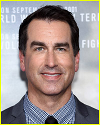 Rob Riggle Makes Serious Claim Against His Estranged Wife