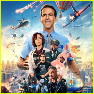 Ryan Reynolds Stars in 'Free Guy' With a Bunch of Popular Gamers - Watch the Trailer!