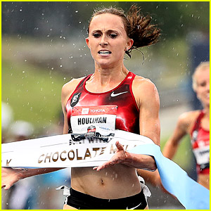 American Distance Runner Shelby Houlihan Gets 4-Year-Ban Just One Week Before Olympic Trials