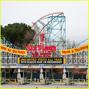 Two People Hospitalized After Six Flags Ride Malfunctions