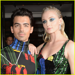Sophie Turner Shares a Photo of Joe Jonas in Peak Dad Mode on Father's Day