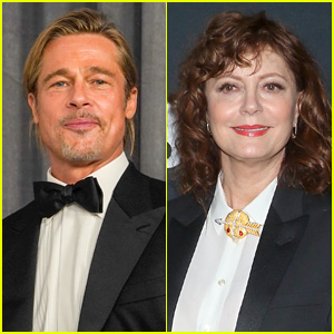 Susan Sarandon Reflects on Her 'Thelma & Louise' Co-star Brad Pitt: 'He's Not Just a Really Gorgeous Face'