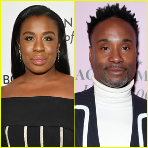 Uzo Aduba & Billy Porter Talk Marginalization in Hollywood During Their Actors on Actors Interview
