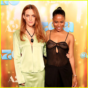 Taylour Paige & Riley Keough Enjoy a Girls' Night Out at 'Zola' Screening