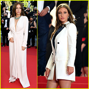 Adele Exarchopoulos Stuns in Two Looks at Cannes Film Festival, 8 Years After Making History There!