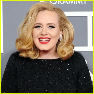 Adele is Glowing in This Rare, New Photo!