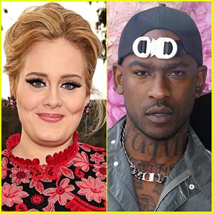 Adele & Skepta Dating Rumors Heat Up Again - See Why!