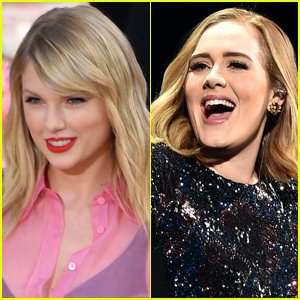 Here's the Truth About Taylor Swift & Adele's Rumored Collab