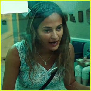 Justin Chon Faces Deportation In New 'Blue Bayou' Trailer with Alicia Vikander - Watch!