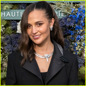 Alicia Vikander Shares An Update About 'Tomb Raider' Sequel