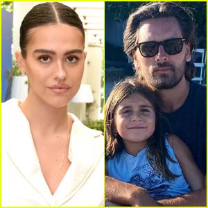 Amelia Hamlin Sends Love to Boyfriend Scott Disick's Daughter Penelope on 9th Birthday