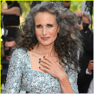 Andie MacDowell Recalls The Pushback She Got From Her Managers Over Her Gray Hair