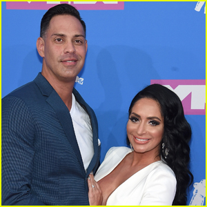 'Jersey Shore' Star Angelina Pivarnick Filed for Divorce from Chris Larangeira in January