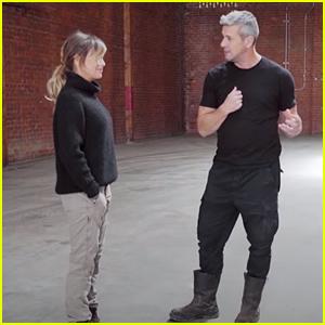 Watch Renee Zellweger Meet Ant Anstead In 'Celebrity IOU: Joyride' Trailer