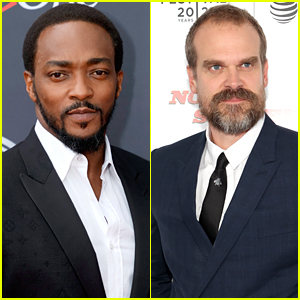 Marvel Stars Anthony Mackie & David Harbour To Star in Netflix Movie Together