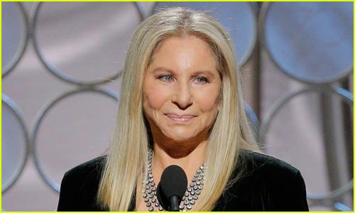 Prince Charles on Barbra Streisand