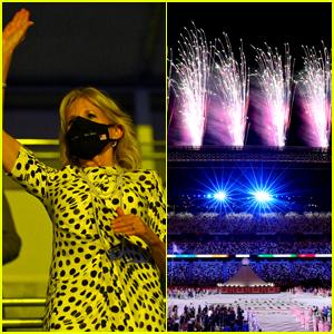 First Lady Jill Biden Attends Tokyo Olympics Opening Ceremony