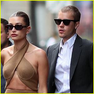 Eyewitnesses Explain That Video of Justin Bieber 'Yelling' at His Wife Hailey in Las Vegas