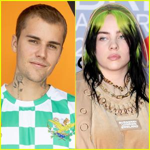 Billie Eilish Reveals How Justin Bieber Helps Her Handle Fame