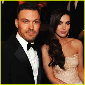 Brian Austin Green Makes Comments About Co-Parenting With Ex Megan Fox