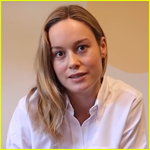 Brie Larson Announces She's Taking a Break from Her YouTube Channel