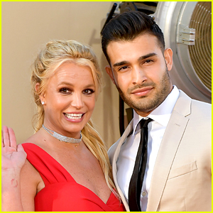 Britney Spears' Boyfriend Sam Asghari Shoots Down Engagement Rumors with Funny Joke