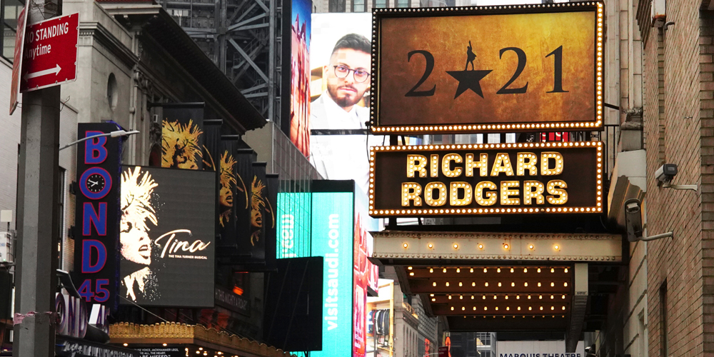 Broadway Theaters & 2021 Emmy Awards Will Require Audience ...