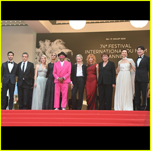 Cannes Film Festival 2021 - See This Year's Jurors Make Their Arrival at the Opening Ceremony!