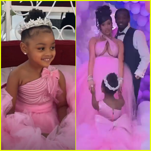 Cardi B Reacts to Backlash After Getting 3-Year-Old Kulture a $150,000 Necklace