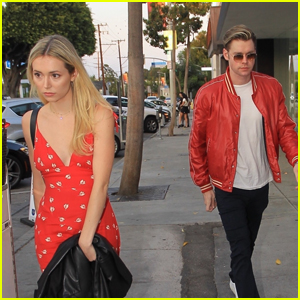 Chord Overstreet Grabs Dinner with Rumored Girlfriend Camelia Somers, Who is Suzanne Somers' Granddaugther