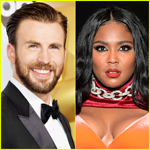 Lizzo Jokes She's Pregnant with Chris Evans' Baby After Their Viral DMs