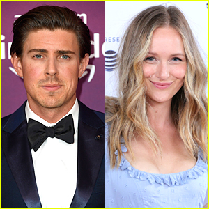 Chris Lowell & Kerry Bishe Welcomed A Baby Girl Six Months Ago