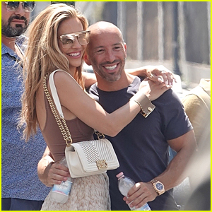 Selling Sunset's Chrishell Stause & Jason Oppenheim Look So Happy Together During Trip to Italy!