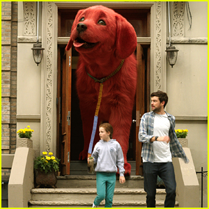 Clifford the Big Red Dog, Darby Camp, Jack Whitehall, John Cleese, Movies, Tony Hale : Just Jared