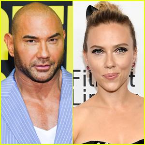 Dave Bautista Reacts to Scarlett Johansson's 'Black Widow' Lawsuit Against Disney