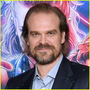 David Harbour Explains Why He Shared 'Black Widow' Spoilers with Two Specific People