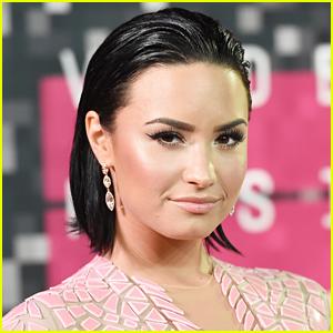 Demi Lovato Films First Sex Scene Ever