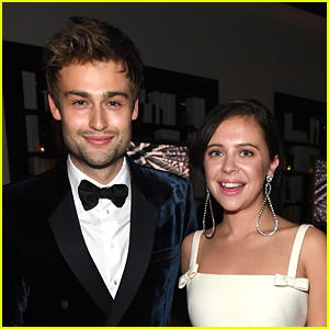 Douglas Booth & Bel Powley Are Engaged - See the Ring!