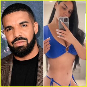 Drake Rents Out Dodger Stadium for a Date Night With Johanna Leia