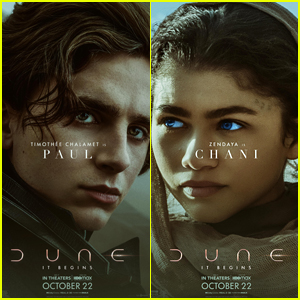 Dune's Character Posters Give Closer Look at Timothee Chalamet, Zendaya & More!
