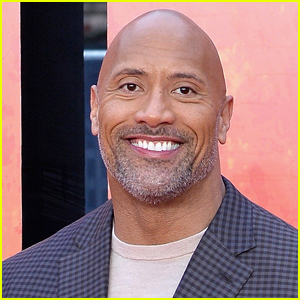 Dwayne Johnson Celebrates Wrapping Production on 'Black Adam'